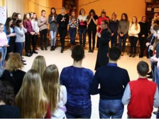 W dniach 5-6 listopada 2017 r. w Szczuczynie w ramach corocznego spotkania białoruskiej, pijarskiej młodzieży odbył się Pijarski Synod Młodych.