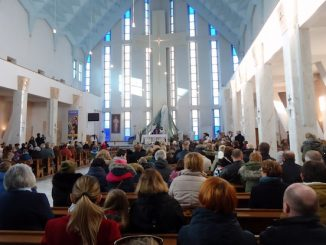 Niedziela Gaudete, tj. trzecia niedziela adwentu była niezwykle radosna w pijarskiej parafii na Siekierkach.