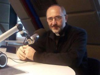 """28 grudnia o. Jacek Gniadek SVD, dyrektor werbistowskiego Centrum Migranta Fu Shenfu, był gościem poranka radiowego """"Siódma – Dziewiąta"""""""