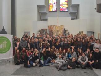 """W dniach od 8 do 10 grudnia br. w naszym """"Centrum Zmartwychwstania"""" odbyło się V. Galilejskie Spotkanie Młodych."""
