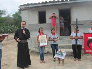 O. Antoni Niemiec CSsR podejmie od 2 stycznia 2018 r. nowe odpowiedzialne posługi w Kościele w Brazylii.