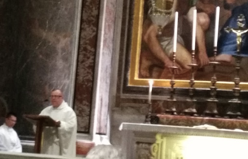 Święty Jan Paweł II był symbolem obrony praw narodów i jednostek, praw dziecka i starca, godności każdego człowieka w dzisiejszym świecie.