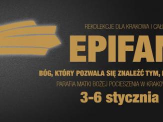 """Na początku 2018 roku w Parafii Matki Bożej Pocieszenia w Krakowie (ul. Bulwarowa 15a) będziemy po raz pierwszy obchodzić Oktawę Epifanii pod hasłem: """"Bóg, który <a class=""""mh-excerpt-more"""" href=""""http://www.zyciezakonne.pl/wiadomosci/kraj/epifania-rekolekcje-objawieniem-panskim-u-pallotynow-krakowie-73717/"""" title=""""Epifania – Rekolekcje przed Objawieniem Pańskim  u Pallotynów w Krakowie"""">[...]</a>"""
