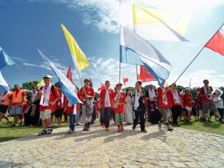 1. Jasną Górę nawiedziło w 2017 roku około 4 mln. pielgrzymów.  2. W 216 ogólnopolskich pielgrzymkach wzięło udział 811 tys. 310 osób.