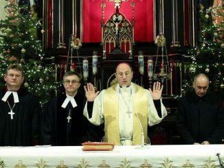 W sobotę 27 stycznia o godzinie 19.00 w kościele parafialnym Księży Orionistów w Warszawie, ul. Lindleya 12, miało miejsce Nabożeństwo Ekumeniczne, któremu przewodniczył Prymas Polski