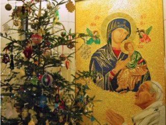W krakowskim sanktuarium św. Jana Pawła II zostanie pobłogosławiona nowa mozaika ikony Matki Bożej Nieustającej Pomocy.