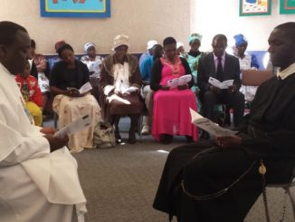 Ojciec Święty Franiciszek ustanowił 30 grudnia 2017 r. o.RaymondaMupandasekwa CSsR biskupem diecezji Chinhoyiw Zimbabwe.