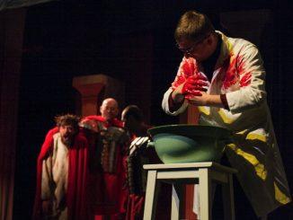 Dziś odbyła się premiera Misterium Męki Pańskiej w wykonaniu młodych salezjanów z Łosiówki oraz aktorek z Ziemi Boga.