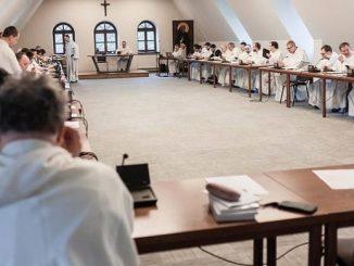 Wielokrotnie słyszałem od braci, którzy zgromadzili się w Krakowie na kapitule, podziękowania za ogrom modlitwy płynącej z całego świata w ich intencji.