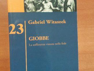 Z inicjatywy Lateran University Press, Wydawnictwa Papieskiego Uniwersytetu Lateranskiego w Rzymie, dokonało pierwszego dodruku książki o Hiobie, której autorem jest prof. Gabriel Witaszek.