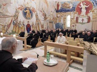 Żyjemy w społeczeństwie, które w swoich zachowaniach powróciło do totalnego pogaństwa i do całkowitej seksualnej idolatrii – powiedział kaznodzieja Domu Papieskiego