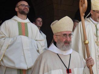 Ojciec Bernard M. Alter, benedyktyn z opactwa Dormitio w Jerozolimie został wybrany nowym opatem 19 lutego 2018 roku.