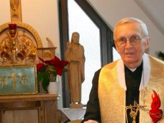 Sercanin, ks. Józef Gaweł obchodzi Złoty Jubileusz kapłaństwa. Jest znawcą kultu Serca Jezusowego i życia konsekrowanego.