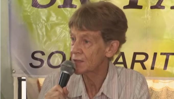 Władze migracyjne Filipin zadecydowały, że katolicka zakonnica Patricia Fox musi opuścić Filipiny do 25 maja.