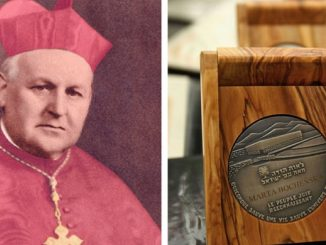 Włoski kardynał Pietro Boetto został uhonorowany medalem Sprawiedliwy wśród Narodów Świata, przyznawanym przez Instytut Jad Waszem w Jerozolimie.