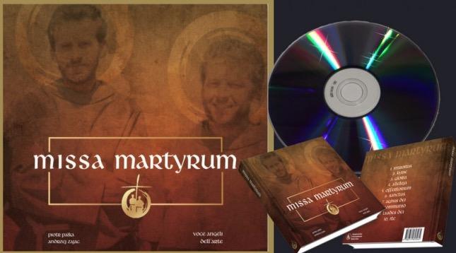 """""""Missa Martyrum"""" to msza liturgiczna stworzona ku czci o. Zbigniewa Strzałkowskiego i o. Michała Tomaszka, franciszkanów"""