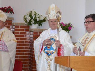 Dwunastoletnia posługa michalitów w Melitopolu, w południowo-wschodniej części Ukrainy, w obwodzie zaporoskim, została uwieńczona poświęceniem i konsekracją nowej świątyni