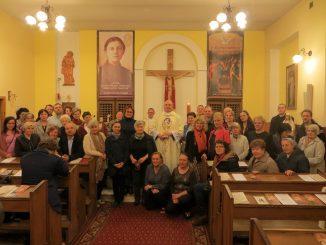 11 kwietnia 2018 r. obchodziliśmy 115. rocznicę narodzin dla nieba Świętej Gemmy Galgani, mistyczki i stygmatyczki związanej z rodziną pasjonistowską.