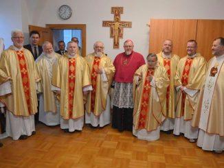 Odpust św. Antoniego, patrona kapucyńskiego kościoła w Białej Podlaskiej, stał się okazją dla uczczenia 50 lat obecności braci w tym mieście.