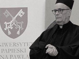 W Rzymie, w wieku 81 lat, zmarł o. Hieronim Fokciński. Przez prawie 50 lat kierował on Papieskim Instytutem Studiów Kościelnych.