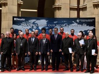 """Pod hasłem """"Przemieniać nasz świat razem"""" w Bilbao rozpoczęło się Światowe Spotkanie Jezuickich Instytucji Szkolnictwa Wyższego. Biorą w nim udział przedstawiciele ponad 200 uczelni."""