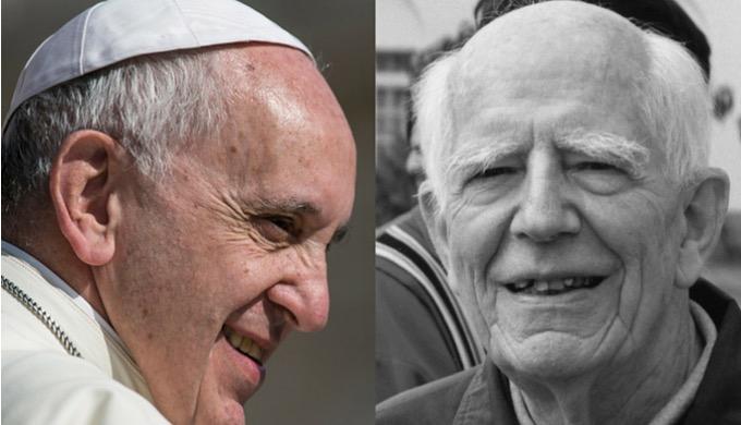 """W wieku 102 lat zmarł 18 lipca w Santiago de Chile jezuita Carlos Aldunate Lyon, który w 1960 był formatorem młodego jezuity o. Jorge M. <a class=""""mh-excerpt-more"""" href=""""http://www.zyciezakonne.pl/wiadomosci/swiat/zmarl-102-letni-jezuita-byl-nauczycielem-papieza-franciszka-77848/"""" title=""""Zmarł 102-letni jezuita. Był nauczycielem papieża Franciszka"""">[...]</a>"""
