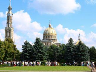 """Pod hasłem """"Bóg bezsilnym daje moc"""" w dniach 27-29 lipca odbyły się w licheńskim Sanktuarium 26. Ogólnopolskie Spotkania Trzeźwościowe."""