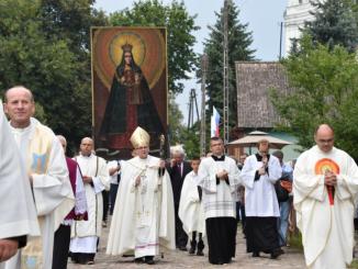 W sanktuarium Matki Bożej w Kodniu zakończyły się uroczystości odpustowe oraz obchody z okazji 500-lecia istnienia parafii.