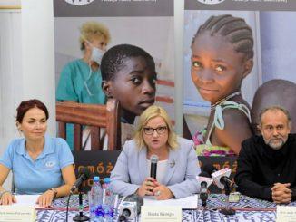 Misjonarze są naszymi najlepszymi dyplomatami – powiedziała minister ds. pomocy humanitarnej, Beata Kempa na konferencji prasowej w siedzibie fundacji Redemptoris Missio.