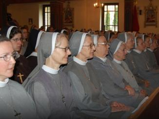 Abp Stanisław Gądecki – O Maryjo, w niebo uniesiona. Śluby wieczyste Sióstr Misjonarek Chrystusa Króla dla Polonii (Morasko – 15.08.2018)