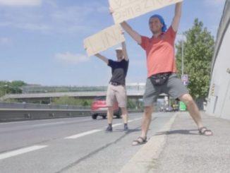 Dwóch polskich zakonników, którzy zostali wysłani przez przełożonych na międzynarodowe spotkania jezuitów w Rzymie, postanowiło dojechać do Wiecznego Miasta autostopem. Z trasy powstał wyjątkowy vlog.
