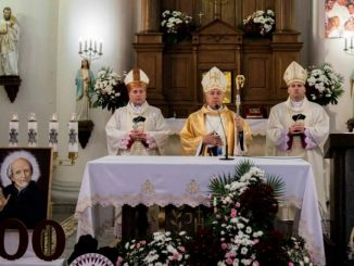 W sobotę 13 października br. pijarska wspólnota i parafia w Szczuczynie na Białorusi przeżywała jubileusz 300 lat od przybycia pijarów do tego miasta.