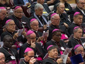 """Trwają obrady Synodu Biskupów. Wczorajszedotyczyły rozeznawania powołania. Jest to rzeczywistość bardzo złożona. W auli synodalnej najbardziej wybrzmiały cztery zagadnienia: rozeznawanie w wolności, kształtowanie sumienia, rozeznawanie <a class=""""mh-excerpt-more"""" href=""""https://www.zyciezakonne.pl/wiadomosci/swiat/synod-debatowal-o-rozeznawaniu-powolania-79521/"""" title=""""Synod debatował o rozeznawaniu powołania"""">[...]</a>"""