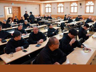"""W dniach 22-23 października 2018 roku, w domu rekolekcyjnym """"Św. Franciszek"""" w Hannam-dong (Seoul), odbyło się spotkanie franciszkanów z Prowincji św. Maksymiliana M. Kolbego w <a class=""""mh-excerpt-more"""" href=""""https://www.zyciezakonne.pl/wiadomosci/swiat/korea-spotkanie-i-kapitula-80104/"""" title=""""Korea: spotkanie i kapituła"""">[...]</a>"""