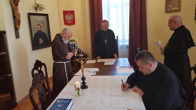 W Kurii Warszawsko-Praskiej rozpoczął się 12 października 2018 roku, proces beatyfikacyjny Sługi Bożego Stanisława Szulmińskiego SAC.