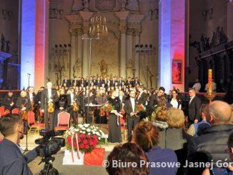 Wągrowiecki klasztor oo. Paulinówstał się jednym z ważniejszych miejsc, w których trwały miejskie obchodyjubileuszu 100-lecia odzyskania przez Polskę niepodległości.
