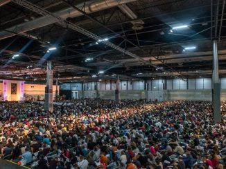 """W Madrycie trwa Europejskie Spotkanie Młodych organizowane przez ekumeniczną wspólnotę Taize. Wczoraj, podczas pierwszej medytacji, brat Alois zachęcał do większej otwartości na drugiego człowieka i <a class=""""mh-excerpt-more"""" href=""""https://www.zyciezakonne.pl/wiadomosci/swiat/madryt-kolejny-dzien-europejskiego-spotkania-mlodych-81825/"""" title=""""Madryt: kolejny dzień Europejskiego Spotkania Młodych"""">[...]</a>"""