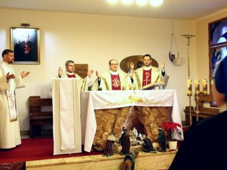 W sobotę, 19 stycznia odbyły się pierwsze zajęcia z cyklu Formacja Przełożonych w Seminarium Misjonarzy Klaretynów we Wrocławiu.