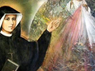 """Każdy internauta może wylosować świętego, który będzie towarzyszył mu przez cały rok. Pomaga w tym Zgromadzenie Sióstr Matki Bożej Miłosierdzia – poinformował """"Nasz Dziennik""""."""