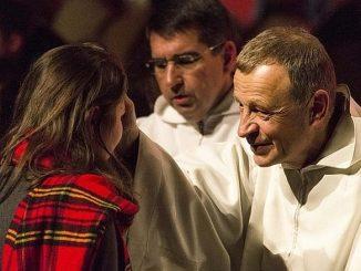 Brat Alois, przeor ekumenicznej wspólnoty Taizé, w entuzjastycznych słowach opowiedział o kolejnym Europejskim Spotkaniu Młodych, jakie odbędzie się w grudniu 2019 roku we Wrocławiu.