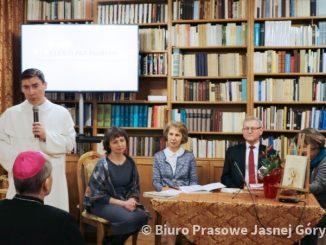 """Prezentacja książki """"Człowiek niezwykłej miary""""(Stefan Kardynał Wyszyński w świetle wypowiedzi św. Jana Pawła II oraz własnych) odbyła się 14 lutego o godz. 19.30 na Jasnej <a class=""""mh-excerpt-more"""" href=""""https://www.zyciezakonne.pl/wiadomosci/kraj/czlowiek-niezwyklej-miary-kard-stefan-wyszynski-83463/"""" title=""""Człowiek niezwykłej miary – kard. Stefan Wyszyński"""">[...]</a>"""