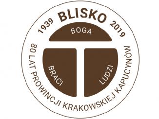 Rok 2019 to dla Prowincji Krakowskiej Kapucynów czas Jubileuszu 80-lecia istnienia Prowincji. Prezentujemy logo roku jubileuszowego.