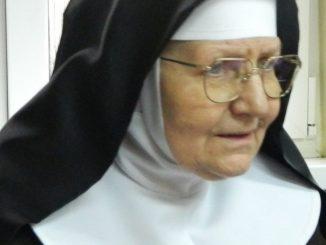 W wieku 81 lat, przeżywszy w zakonie 46 lat i 5 miesięcy, zmarła klaryska – siostra Maria Anuncjata od Najświętszego Serca Pana Jezusa.