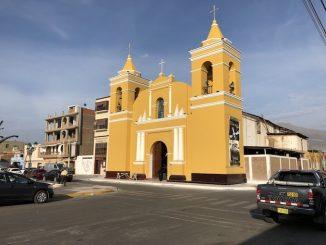 """7 marca 2019 roku to historyczny dzień dla franciszkańskiej Delegatury Prowincjalnej w Peru. Tego dnia franciszkanie pracujący w Peru otrzymali od miejscowej archidiecezji parafię pod <a class=""""mh-excerpt-more"""" href=""""https://www.zyciezakonne.pl/wiadomosci/swiat/franciszkanie-nowa-placowka-misyjna-w-peru-84573/"""" title=""""Franciszkanie. Nowa placówka misyjna w Peru"""">[...]</a>"""