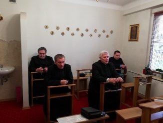 W dniach 19-20 marca w Kaliszu odbyła się 6 pielgrzymka braci zakonnych ze Zgromadzenia Księży Orionistów do Sanktuarium św. Józefa w Kaliszu.