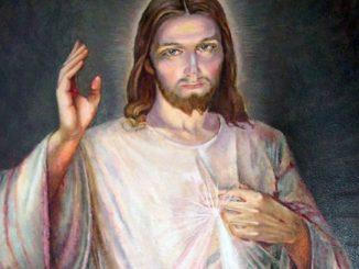 """Podczas uroczystości ku czci Miłosierdzia Bożego wkrakowskich Łagiewnikach wieczornej Eucharystii wkaplicy Sióstr Matki Bożej Miłosierdzia, gdzieznajduje się obraz """"Jezu, ufam Tobie"""" orazrelikwie św.Siostry Faustyny, przewodniczył <a class=""""mh-excerpt-more"""" href=""""https://www.zyciezakonne.pl/wiadomosci/kraj/saletyni-swieto-bozego-milosierdzia-85670/"""" title=""""Saletyni. Święto Bożego Miłosierdzia"""">[...]</a>"""