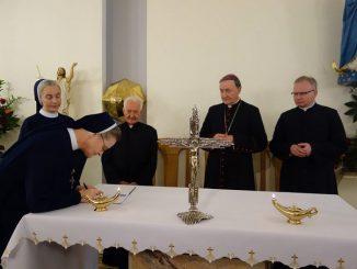S. M. Maksymilla Pliszka została ponownie wybrana na przełożoną generalną Zgromadzenia Sióstr Służebniczek Bogarodzicy Dziewicy Niepokalanie Poczętej.