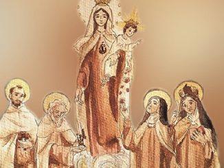 """Jutro rozpocznie się miesiąc maj, miesiąc poświęcony w całym Kościele, a szczególnie w Karmelu, Matce Najświętszej. Będziemy modlić się litanią loretańską, modlić się śpiewem, trwać <a class=""""mh-excerpt-more"""" href=""""https://www.zyciezakonne.pl/wiadomosci/kraj/majowka-ze-swietymi-karmelu-85706/"""" title=""""Majówka ze Świętymi Karmelu"""">[...]</a>"""