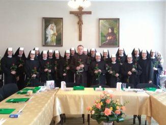 W dniach 15-19 maja br. wCieszynie odbyła się kapituła generalna Zgromadzenia Sióstr św.Elżbiety Węgierskiej Trzeciego Zakonu Regularnego św.Franciszka, popularnie zwanego Elżbietankami Cieszyńskimi.