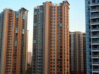 Przed wyjazdem do Chin widziałem w Internecie zdjęcia ogromnych i kompletnie pustych chińskich miast. Są przygotowane do przeniesienia ludności z rejonów wiejskich do miast.